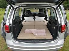 Ford Galaxy Kofferraum Maße - sleeping in the car vw sharan