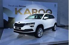 new skoda karoq suv priced from 163 20 875 autocar