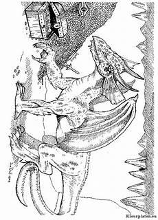 drakenrijders berk kleurplaat ausmalbilder frhlicher