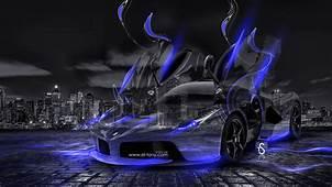 LaFerrari Fantasy Crystal City Energy Car 2014  El Tony