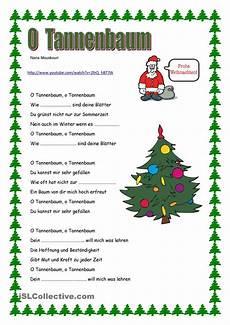 o tannenbaum tannenbaum weihnachten r 228 tsel und