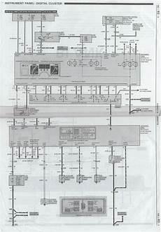 1984 corvette wiring diagram batee 1984 1989 c4 corvette digital cluster instrument panel wiring guide