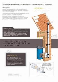poujoulat brochure solutions pour le chauffage au bois
