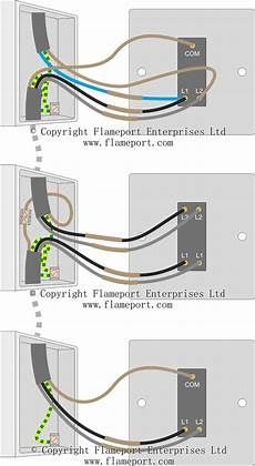 3 way switch wiring diagram multiple lights diagram stream