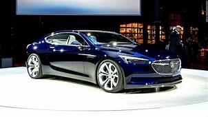Buick Avista  Cool Cars From The Detroit Auto Show CNNMoney