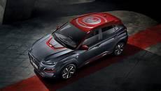 Hyundai Kona Iron Edition Officially Announced In