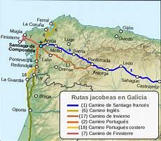 camino de santiago compostela camino de santiago a finisterre la