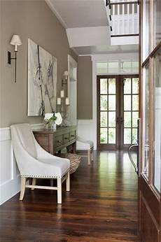 greige wall color with dark hardwood floors halls and walls pinterest wall paint colors
