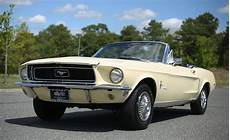 1968 ford mustang future classics