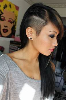 How To Style Side Cut Hair