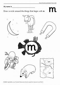 sparklebox letter m worksheets 24318 related resources