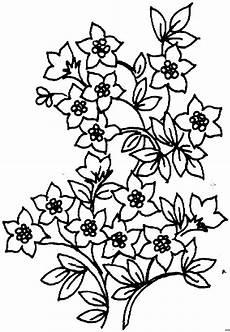 Einfache Malvorlagen Blumen Einfache Viele Blumen Ausmalbild Malvorlage Mode Und Kunst