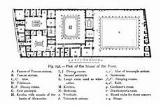 pompeii house plan pompeii s richest residence the house of the faun faun