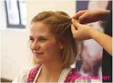 haarfarben für kurze haare dirndl frisuren anleitung kurze haare