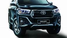 2019 Toyota Hilux Facelift L Edition Interior Exterior