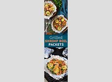Easy Tin Foil Packets Suppers Recipes ? Baked or Grilled