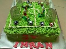 Dari Dapur Miza Kek Padang Bola Untuk Birthday Boy