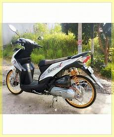 Modif Motor Beat Sederhana by 37 Cara Modifikasi Beat Sederhana Simple Matic Honda Fi