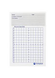 comfeel 174 wound care grid guide