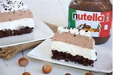 ricetta crema alla nutella 187 torta gelato alla nutella ricetta torta gelato alla nutella di misya