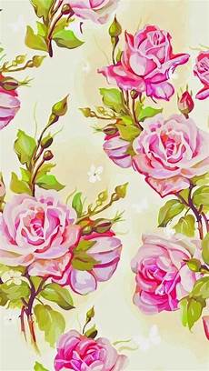 girly iphone wallpaper floral background floral flowers girly iphone pink pretty
