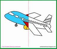 Free Aeroplane Drawing For Kids Download Clip Art