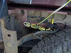 1996 dodge caravan wiring harness 1996 dodge dakota t one vehicle wiring harness with 4 pole flat trailer connector
