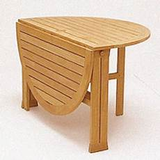 Table Rabattable Cuisine Table Ronde Pliante Bois
