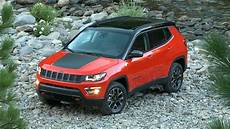 2017 jeep compass trailhawk running footage