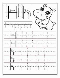 tracing the letter h worksheets for preschoolers 23691 printable letter h tracing worksheets for preschoolers preschool crafts