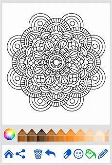 mandala malvorlagen app ausmalbilder