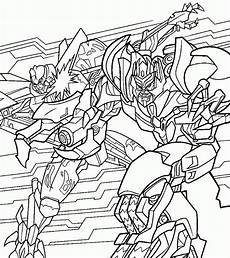 Malvorlagen Transformers Transformers Coloring Pages