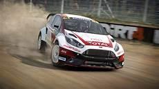dirt 4 rallycross new dirt 4 trailer showcasing world rallycross gameplay