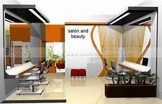 Interior Griya Cantik Salon Dan Toko Baju