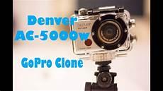 denver ac 5000w gopro clone review