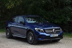 Mercedes Benz GLC Coupe Review Does It Blend  Pocket Lint