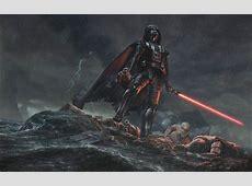 artwork, Darth Vader, Star Wars, Science Fiction