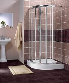 Corner Shower Ideas For Bathroom by Corner Shower Units For Small Bathroom Solving Space