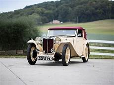 coupe été 2016 rm sotheby s 1938 mg ta tickford drophead coupe by