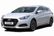 Hyundai I40 Tourer Estate Review 2017 Carbuyer