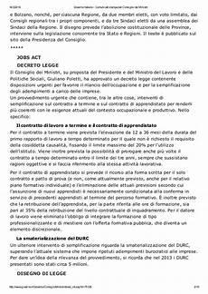 decreto presidente consiglio dei ministri la svolta buona le decisioni consiglio dei ministri