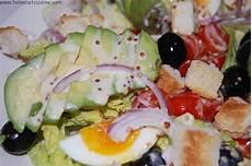 Salade D Avocat Mixte Tchop Afrik A Cuisine