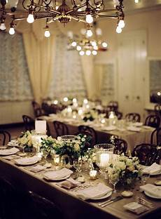 new orleans black tie wedding reception decor centerpieces place settings gold elegant once wed