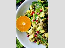 easy avocado salad_image