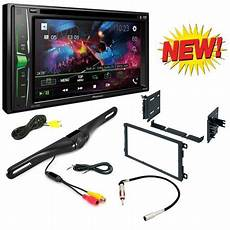 pioneer 2 din 6 2 quot dvd iphone android bluetooth dash mounting installation kit radio