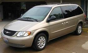 2004 Chrysler Town & Country  Overview CarGurus