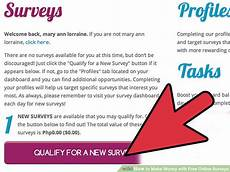 3 ways to make money with free online surveys wikihow