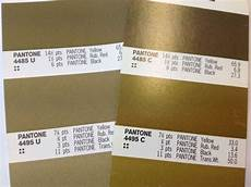 gold metallic pantone colour for print graphic design stack exchange