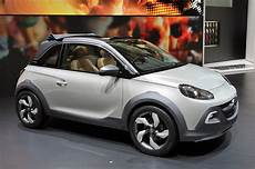 opel gets crossover with the adam rocks concept w