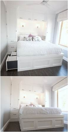 Ideas For Storage In Small Bedrooms